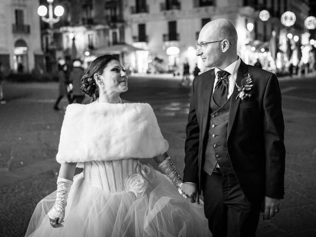 Il matrimonio di Filippo e Vita a Valverde, Catania 24
