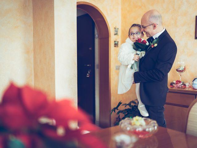 Il matrimonio di Filippo e Vita a Valverde, Catania 30
