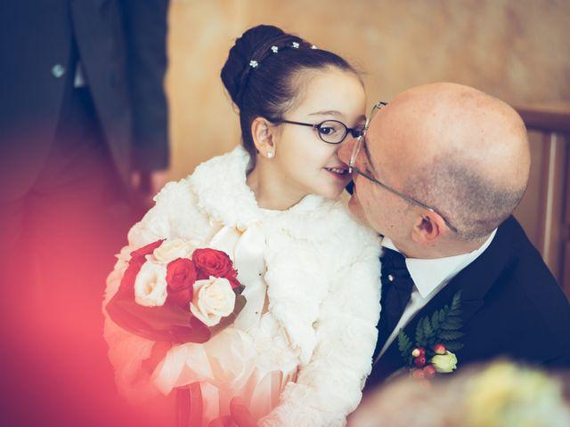 Il matrimonio di Filippo e Vita a Valverde, Catania 34
