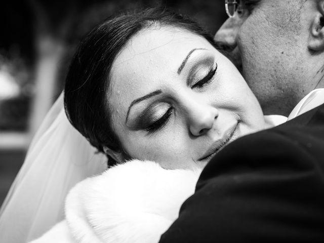 Il matrimonio di Filippo e Vita a Valverde, Catania 43