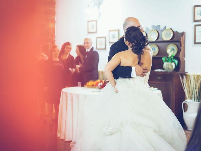 Il matrimonio di Filippo e Vita a Valverde, Catania 44