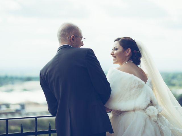 Il matrimonio di Filippo e Vita a Valverde, Catania 45