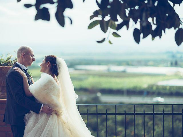 Il matrimonio di Filippo e Vita a Valverde, Catania 47