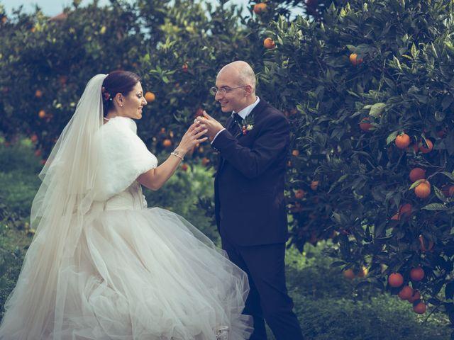 Il matrimonio di Filippo e Vita a Valverde, Catania 50