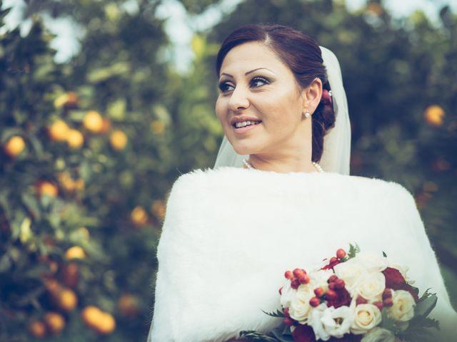 Il matrimonio di Filippo e Vita a Valverde, Catania 51