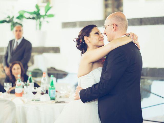 Il matrimonio di Filippo e Vita a Valverde, Catania 57