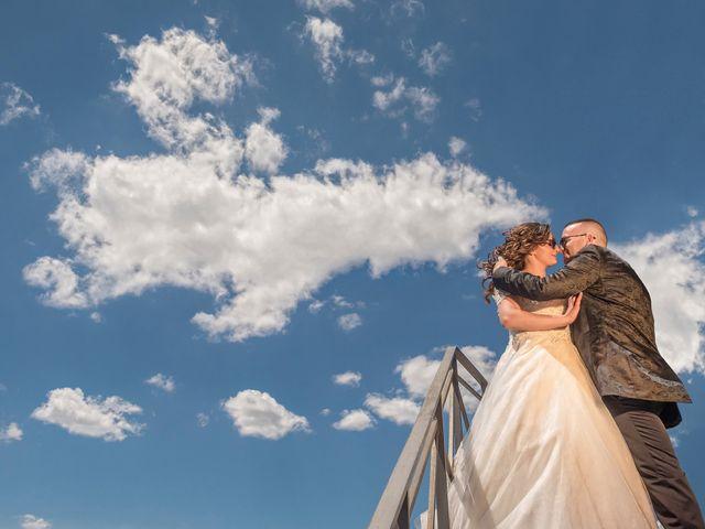 Il matrimonio di Pasquale e Teresa a Lettere, Napoli 1