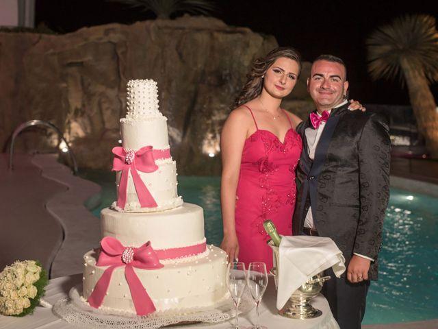 Il matrimonio di Pasquale e Teresa a Lettere, Napoli 10