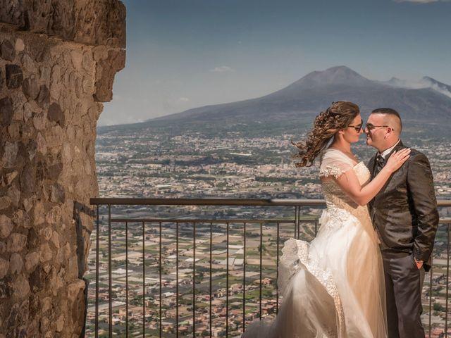 Il matrimonio di Pasquale e Teresa a Lettere, Napoli 12