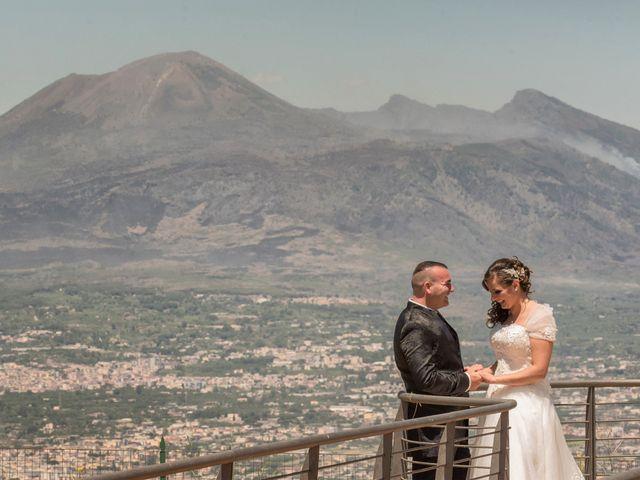 Il matrimonio di Pasquale e Teresa a Lettere, Napoli 14