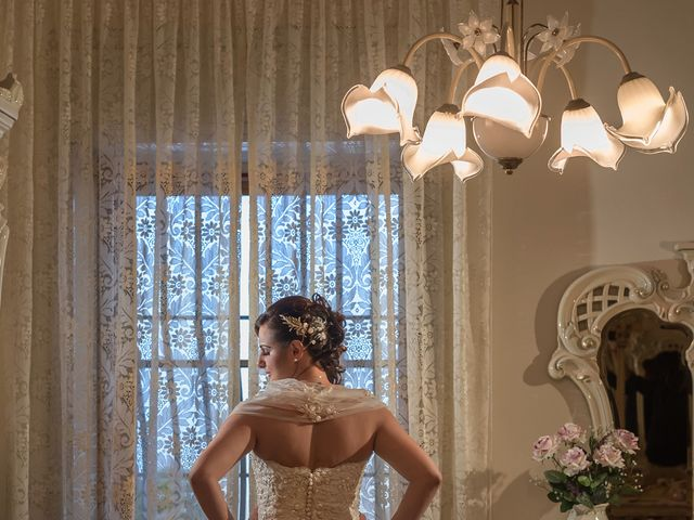 Il matrimonio di Pasquale e Teresa a Lettere, Napoli 19