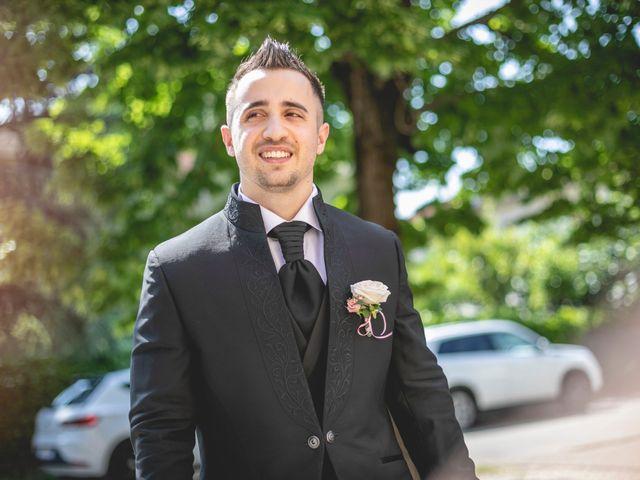 Il matrimonio di Mirko e Jessica a Forlì, Forlì-Cesena 17