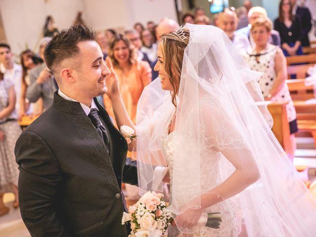 Il matrimonio di Mirko e Jessica a Forlì, Forlì-Cesena 19
