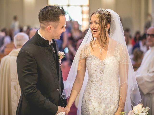 Il matrimonio di Mirko e Jessica a Forlì, Forlì-Cesena 25
