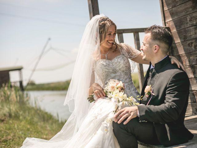 Il matrimonio di Mirko e Jessica a Forlì, Forlì-Cesena 35