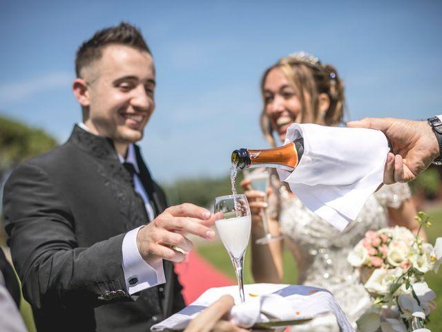 Il matrimonio di Mirko e Jessica a Forlì, Forlì-Cesena 55