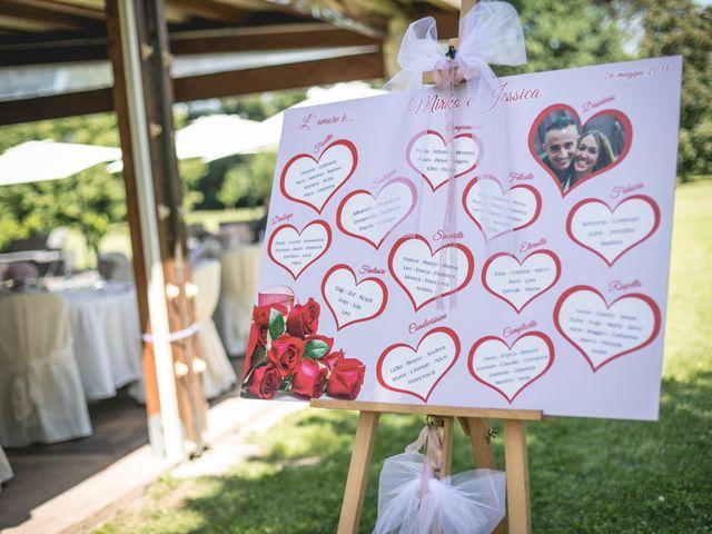 Il matrimonio di Mirko e Jessica a Forlì, Forlì-Cesena 56