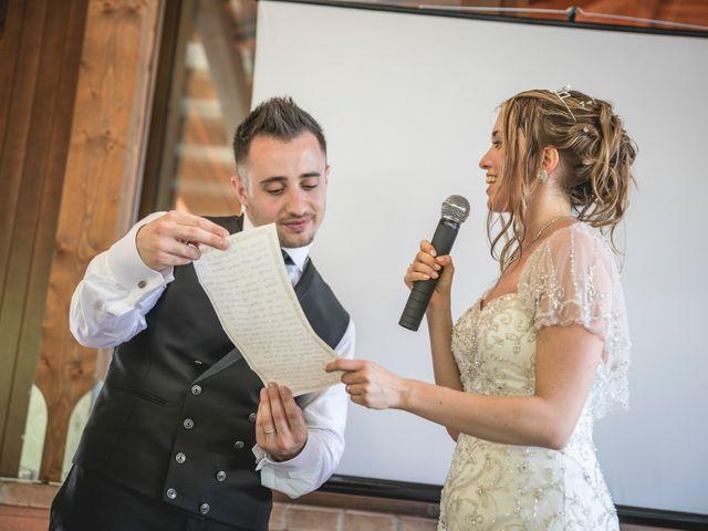 Il matrimonio di Mirko e Jessica a Forlì, Forlì-Cesena 64