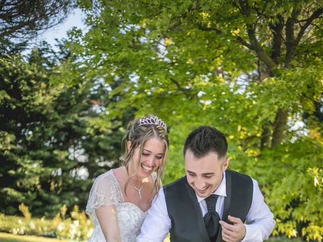 Il matrimonio di Mirko e Jessica a Forlì, Forlì-Cesena 66