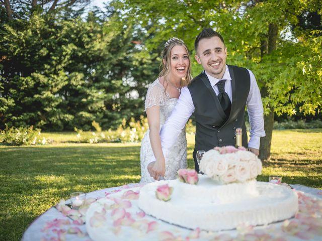 Il matrimonio di Mirko e Jessica a Forlì, Forlì-Cesena 67