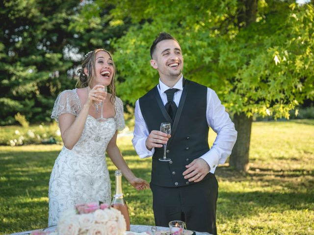Il matrimonio di Mirko e Jessica a Forlì, Forlì-Cesena 68
