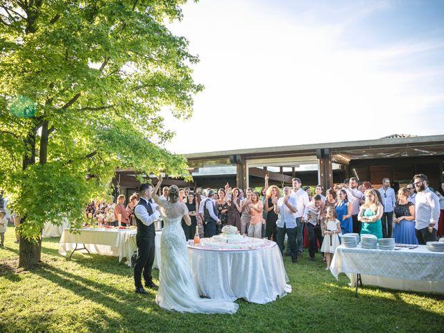 Il matrimonio di Mirko e Jessica a Forlì, Forlì-Cesena 69