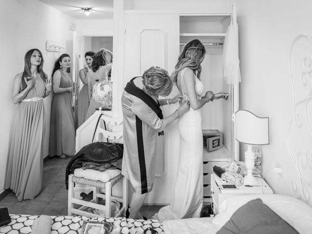 Il matrimonio di Nicolò e Martina a Ponza, Latina 3