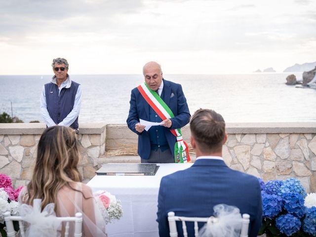 Il matrimonio di Nicolò e Martina a Ponza, Latina 11