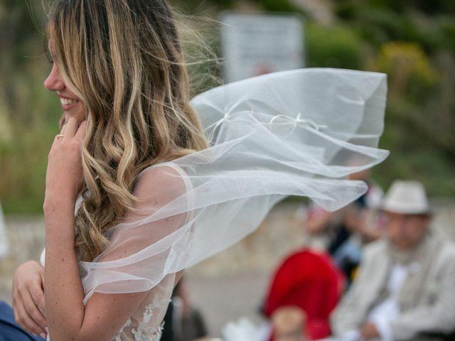 Il matrimonio di Nicolò e Martina a Ponza, Latina 19