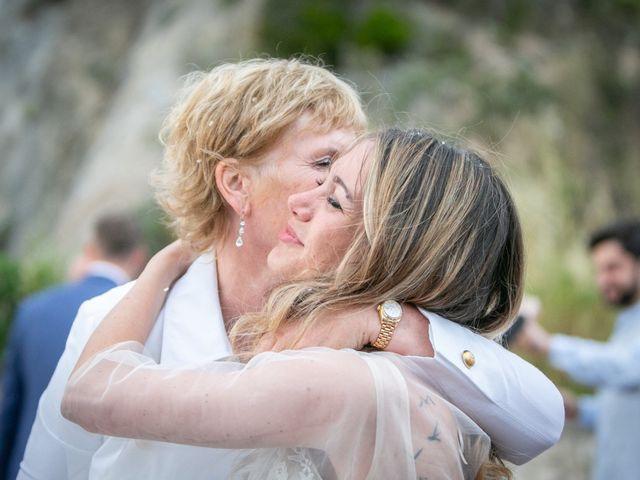 Il matrimonio di Nicolò e Martina a Ponza, Latina 21