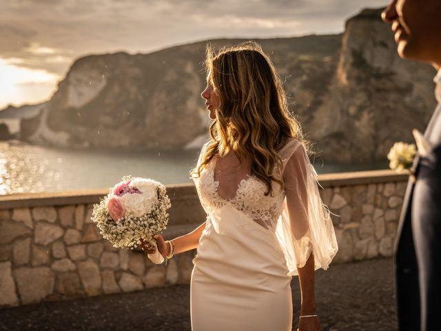 Il matrimonio di Nicolò e Martina a Ponza, Latina 24