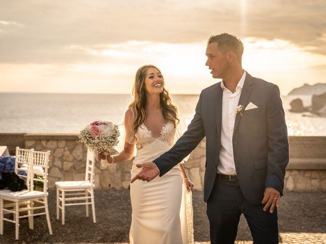 Il matrimonio di Nicolò e Martina a Ponza, Latina 25