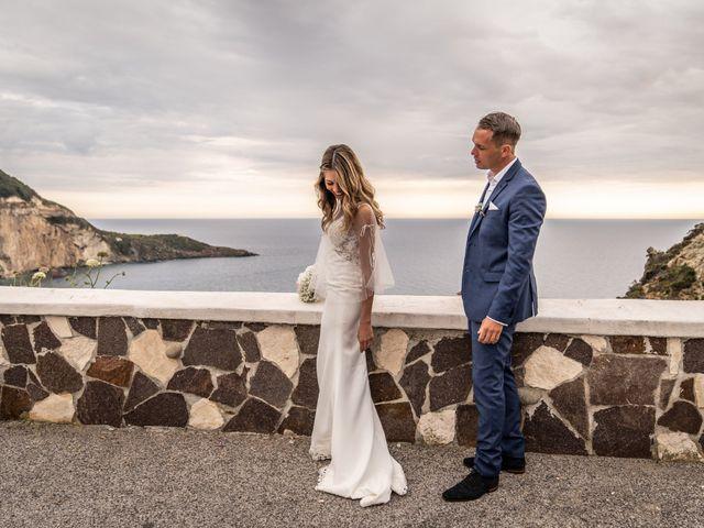 Il matrimonio di Nicolò e Martina a Ponza, Latina 27