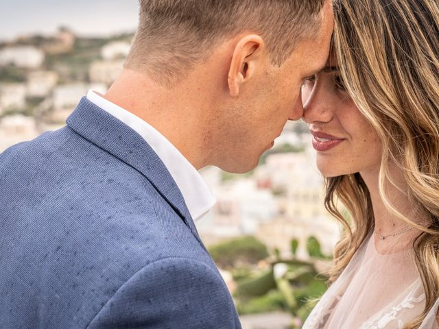 Il matrimonio di Nicolò e Martina a Ponza, Latina 31