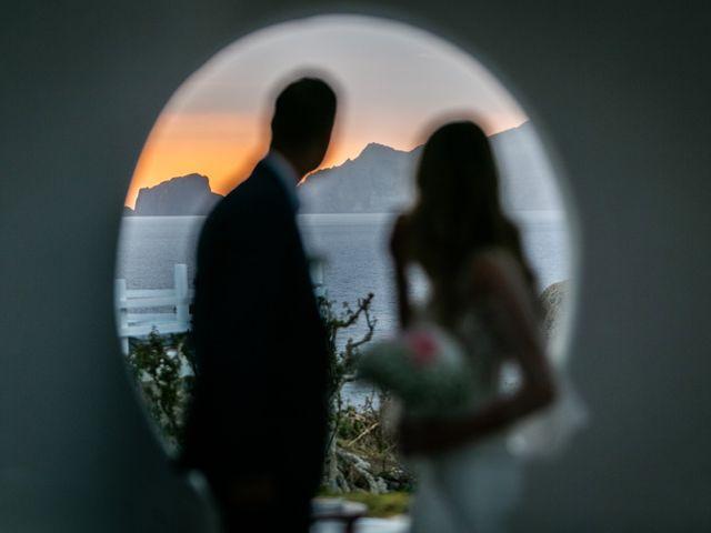 Il matrimonio di Nicolò e Martina a Ponza, Latina 33