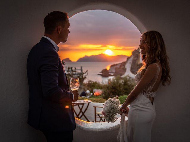 Il matrimonio di Nicolò e Martina a Ponza, Latina 38