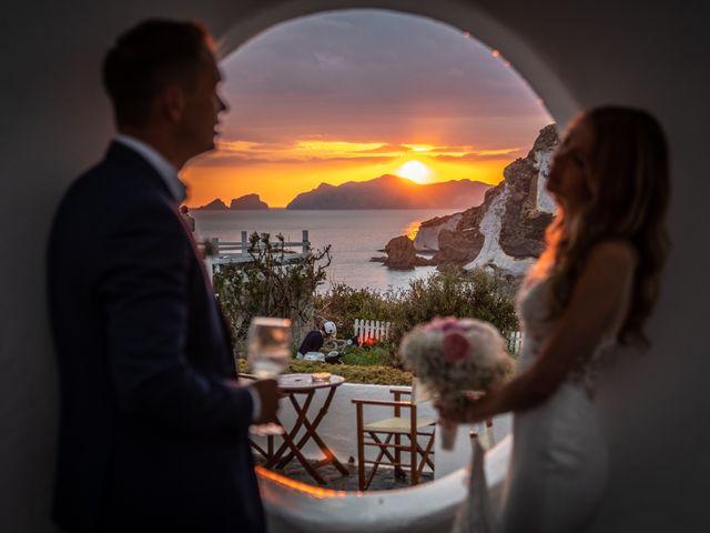 Il matrimonio di Nicolò e Martina a Ponza, Latina 39