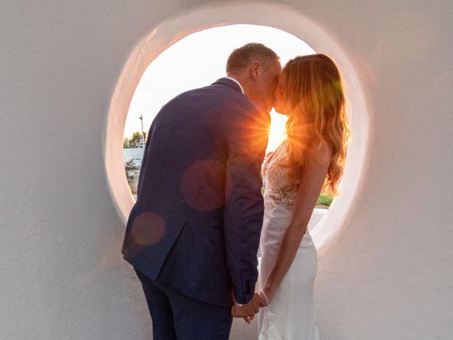 Il matrimonio di Nicolò e Martina a Ponza, Latina 43