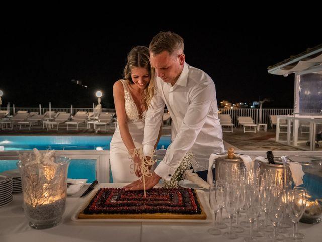 Il matrimonio di Nicolò e Martina a Ponza, Latina 48