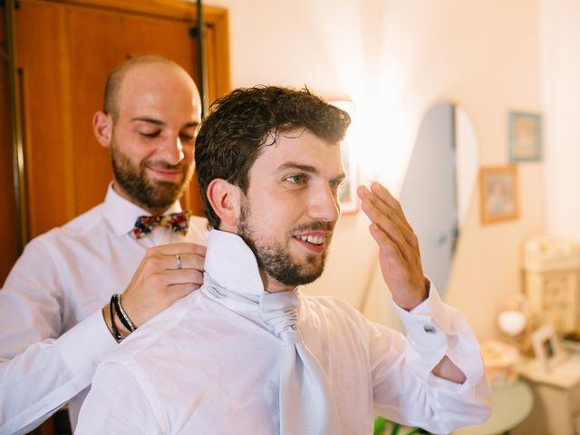 Il matrimonio di Marco e Maria a San Leo, Pesaro - Urbino 5