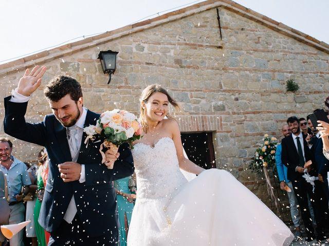 Il matrimonio di Marco e Maria a San Leo, Pesaro - Urbino 13