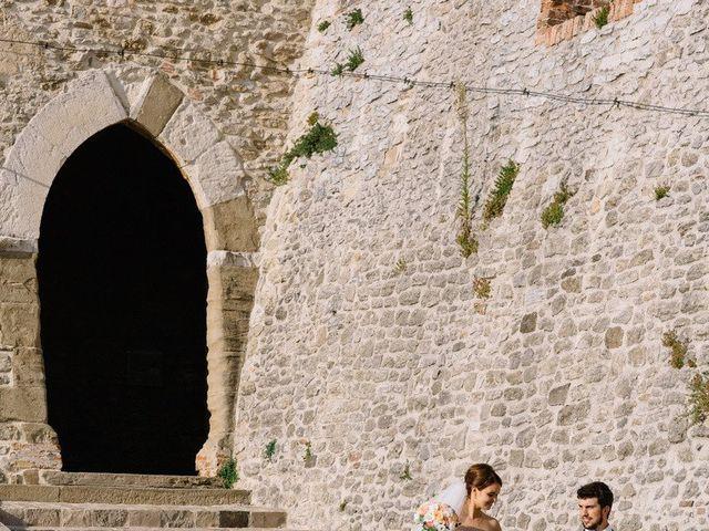 Il matrimonio di Marco e Maria a San Leo, Pesaro - Urbino 18