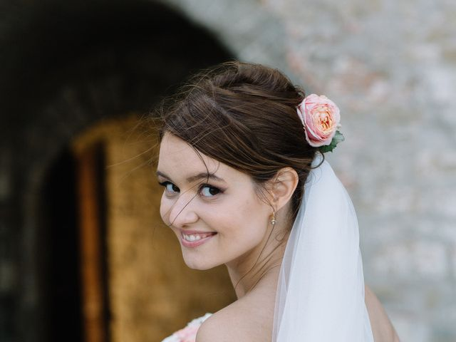 Il matrimonio di Marco e Maria a San Leo, Pesaro - Urbino 20