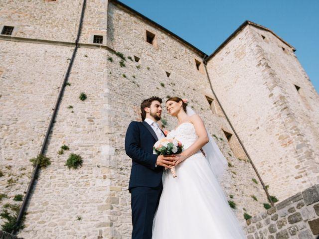 Il matrimonio di Marco e Maria a San Leo, Pesaro - Urbino 22