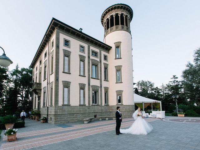 Il matrimonio di Marco e Maria a San Leo, Pesaro - Urbino 23