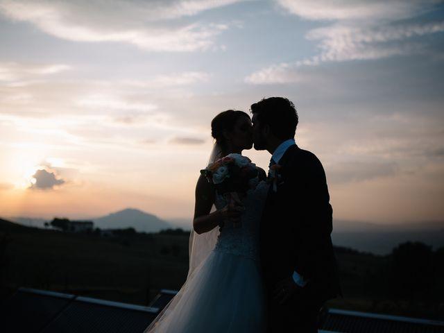 Il matrimonio di Marco e Maria a San Leo, Pesaro - Urbino 30