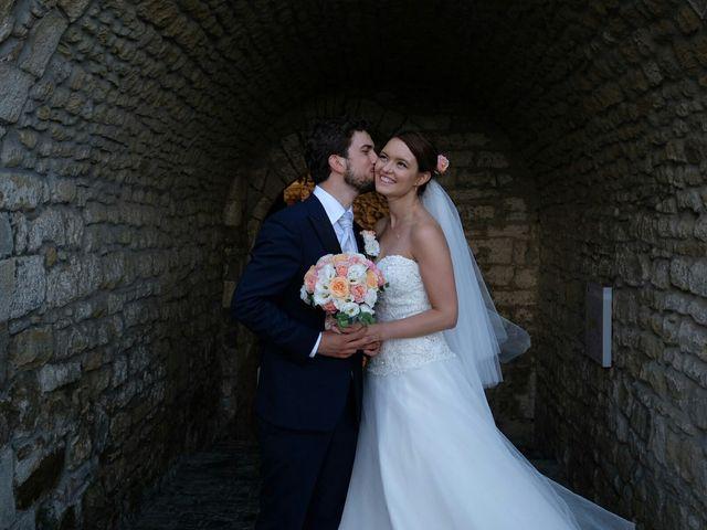 le nozze di Maria e Marco