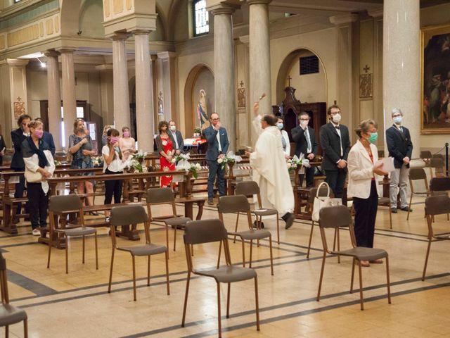 Il matrimonio di Giovanni e Floriana a Concorezzo, Monza e Brianza 9