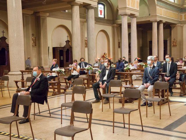 Il matrimonio di Giovanni e Floriana a Concorezzo, Monza e Brianza 11