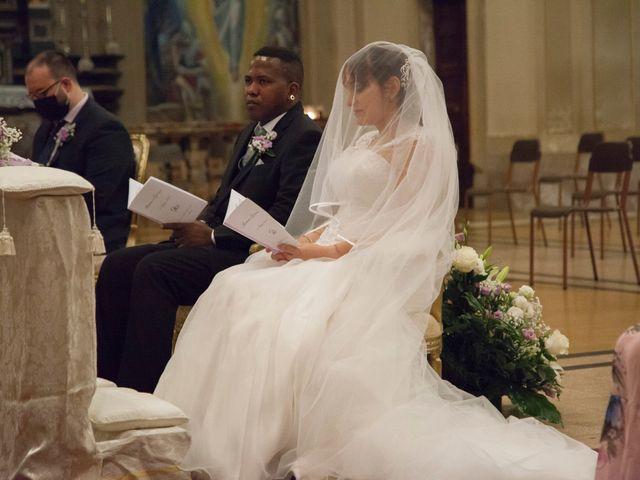 Il matrimonio di Giovanni e Floriana a Concorezzo, Monza e Brianza 12